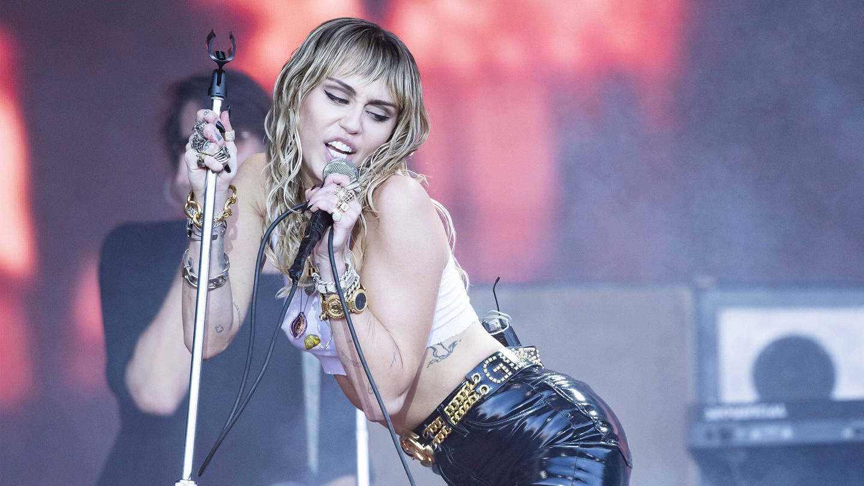 Miley Cyrus (Foto: Imago, PA Images)