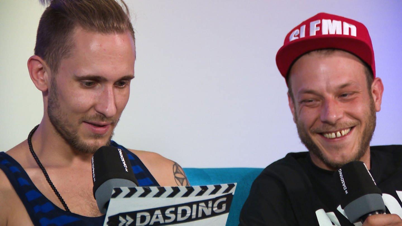 Interview 257ers Southside 2017 (Foto: DASDING, DASDING)