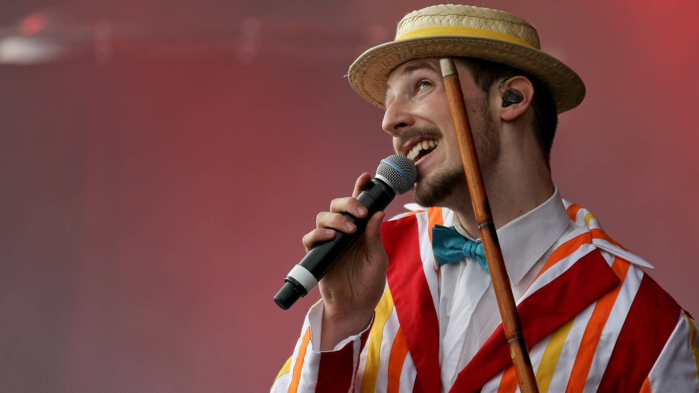 Alligatoah bei Rock am Ring 2014 (Foto: DASDING, DASDING)