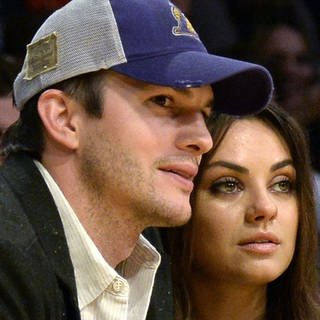 Ashton Kutcher Mila Kunis (Foto: dpa / picture alliance)