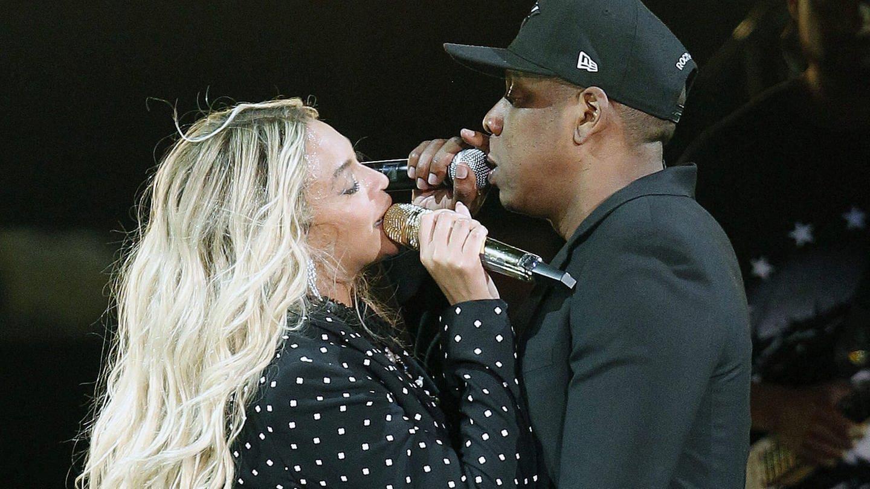 Beyoncé und Jay-Z (Foto: officials_c_ / instagram)