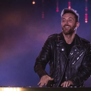 David Guetta bei den EMA's (Foto: picture-alliance / dpa)