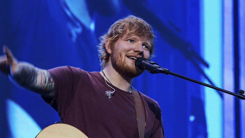 Ed Sheeran (Foto: imago / Roland Mühlager)
