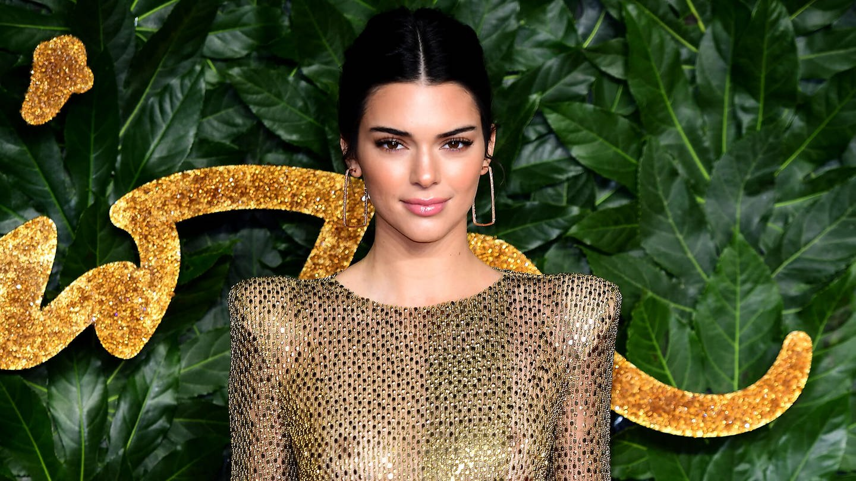 Model Kendall Jenner bei den Fashion Awards in der Royal Albert Hall. (Foto: dpa Bildfunk)