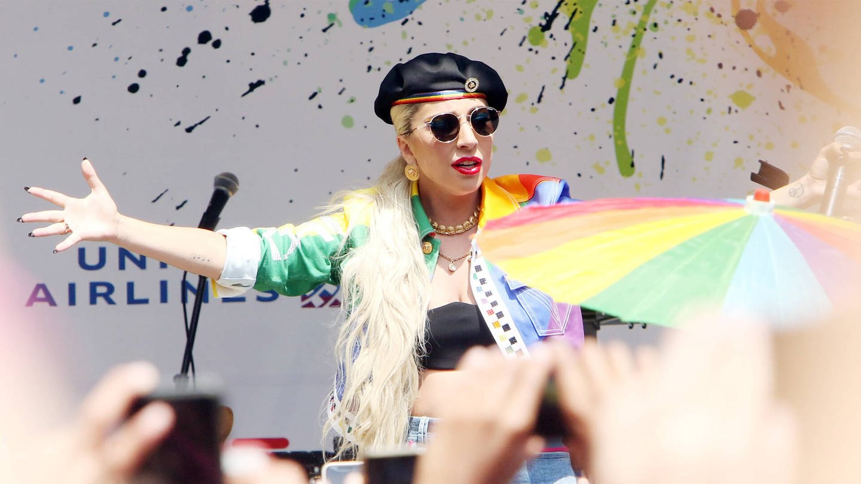 Lady Gaga (Foto: Imago, MediaPunch)