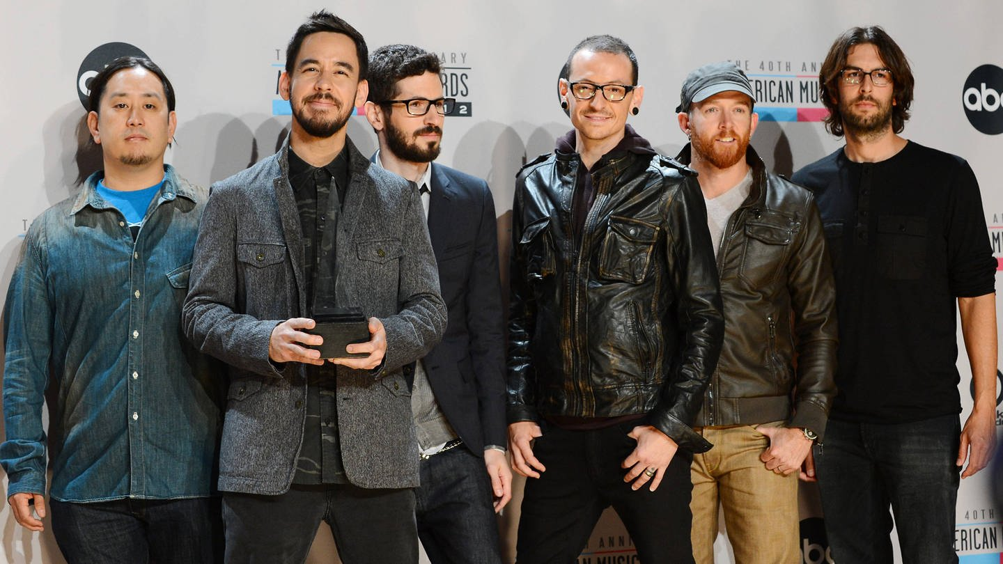 Linkin Park (Foto: Imago, UPI Photo)