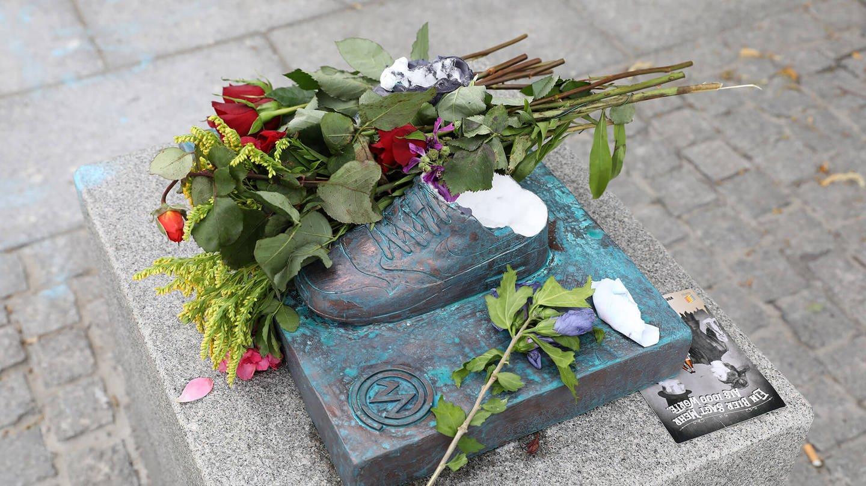 Marsimoto-Statue in Rostock geklaut - Marteria bietet Finderlohn (Foto: picture-alliance / Reportdienste, Picture Alliance)