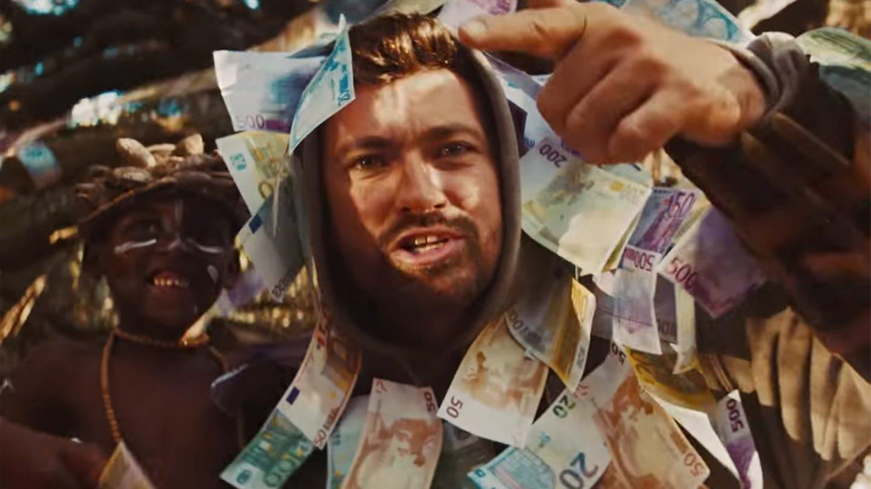 Marteria - Das Geld muss weg (Foto: YouTube / GREEN BERLIN)