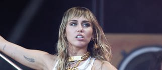 Miley Cyrus (Foto: dpa Bildfunk, picture alliance/Yui Mok/PA Wire/dpa)