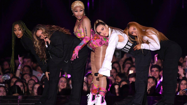 Nicki Minaj, MTV Europe Music Awards 2018 (Foto: Imago, PA Images)