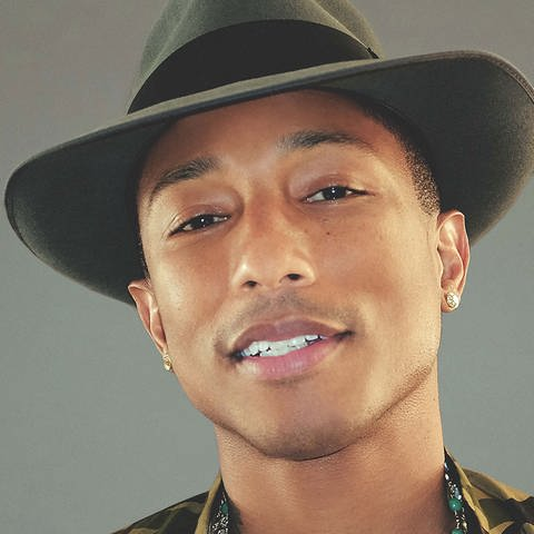 Pharrell Williams (Foto: Sony Music)