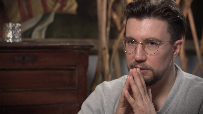 Prinz Pi im Interview (Foto: DASDING)