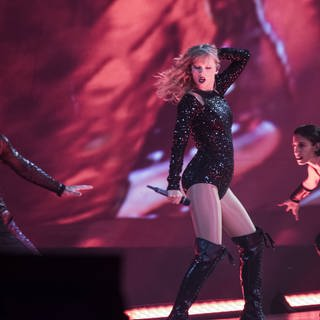 Taylor Swift beim Konzert in New Jersey (Foto: Imago, imago/ZUMA Press)
