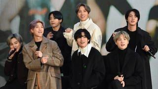 Mitglieder der koreanischen K-Pop-Band BTS (Foto: Imago, ZUMA Press)