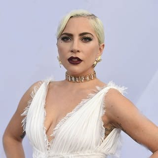 Lady Gaga (Foto: picture-alliance / Reportdienste, Jordan Strauss/Invision/AP/dpa)