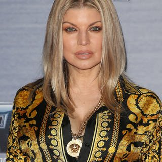 Fergie bei einer Promi-Party in Hollywood (Foto: Imago, APress)