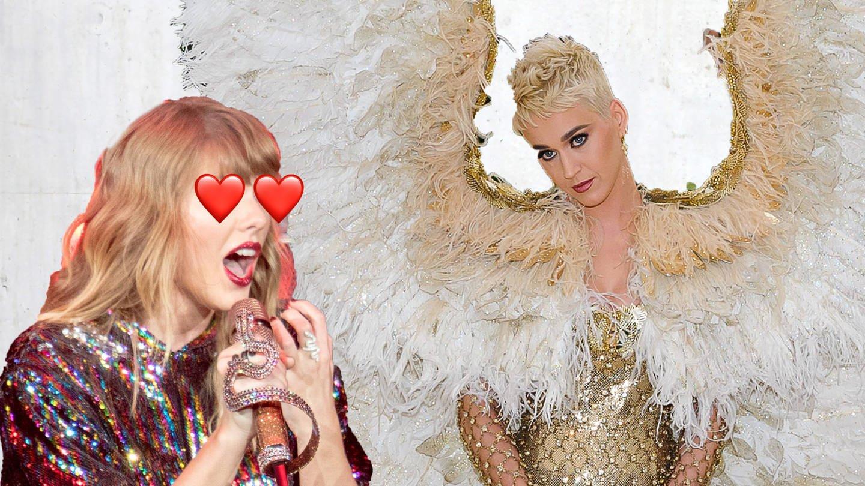 Versöhnung bei Katy Perry und Taylor Swift. (Foto: Imago, AdMedia/Starface; Christopher SmithAdmedia;)