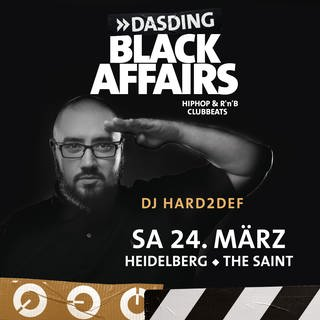 2018-03-24 DASDING Black Affairs Party im The Saint in Heidelberg (Foto: SWR, DASDING)
