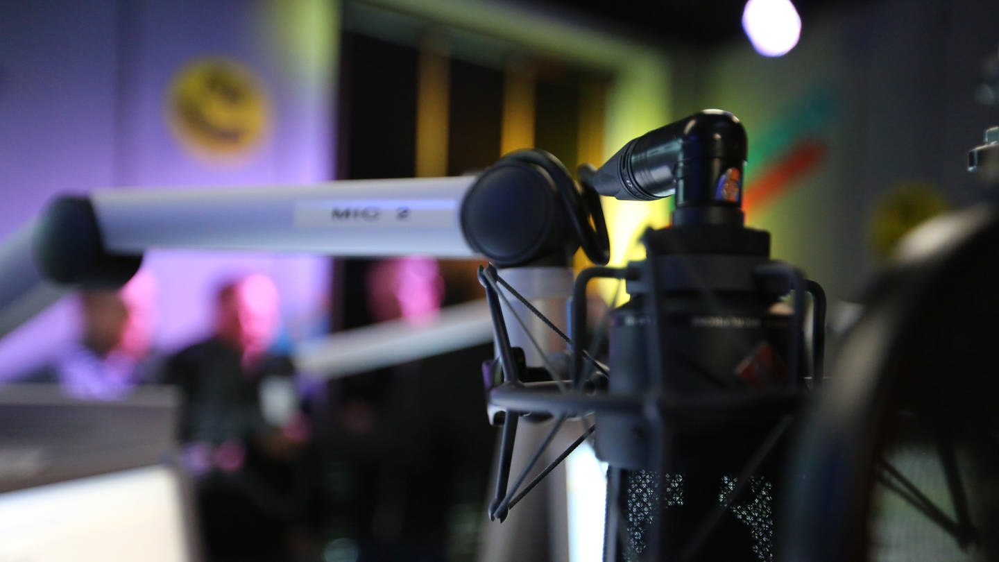 Der DASDING-Livestream (Foto: DASDING)