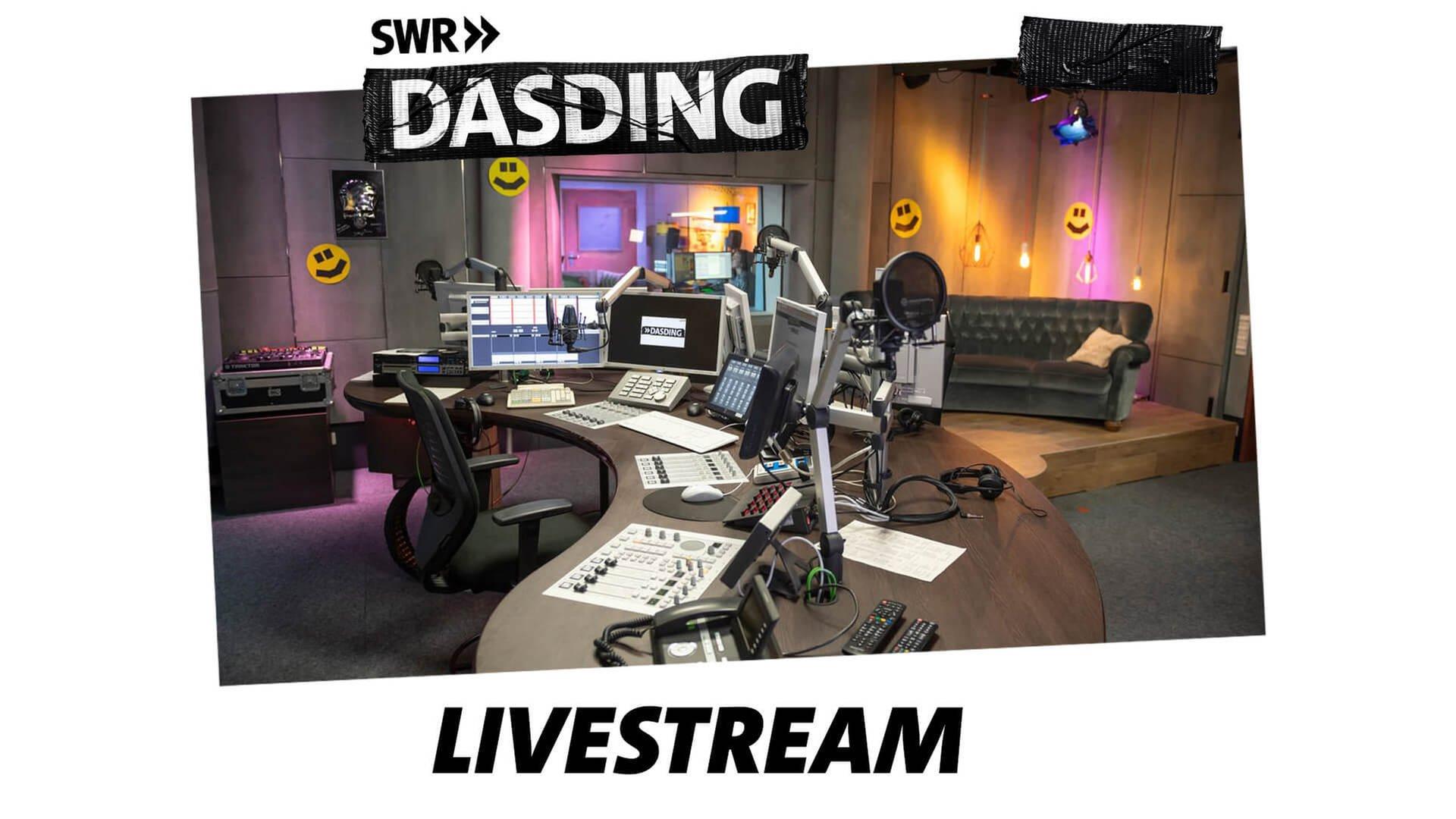 Dasding Livestream Und Webradio Home Dasding