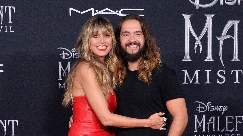Heidi Klum und Tom Kaulitz bei einer Filmpremiere (Foto: Imago, imago images / UPI Photo)