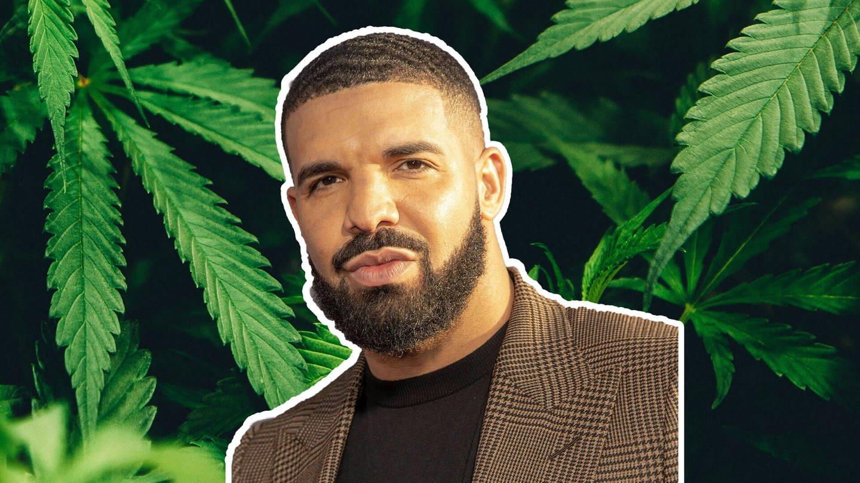 Drake vor Hanf (Foto: Imago, imago images / APress & Unsplash/@mrbrodeur)