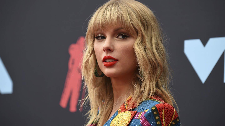 Taylor Swift (Foto: picture-alliance / Reportdienste, picture alliance/dpa//Evan Agostini)