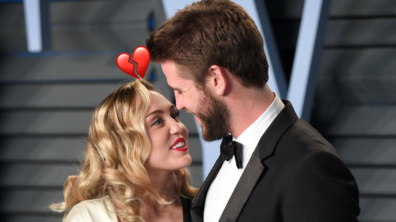 Eheaus bei Miley Cyrus und Liam Hemsworth (Foto: dpa Bildfunk, picture alliance/Pa/PA Wire/dpa)