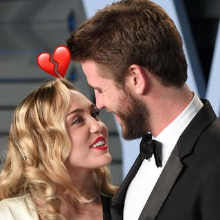 Eheaus bei Miley Cyrus und Liam Hemsworth  (Foto: dpa Bildfunk, picture alliance/Pa/PA Wire/dpa)
