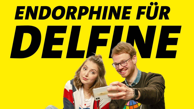 Endorphine für Delphine (Foto: DASDING)