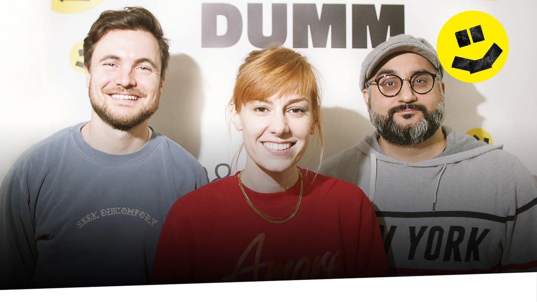 Deep & Dumm Folge 48 mit Eva Schulz von Deutschland3000