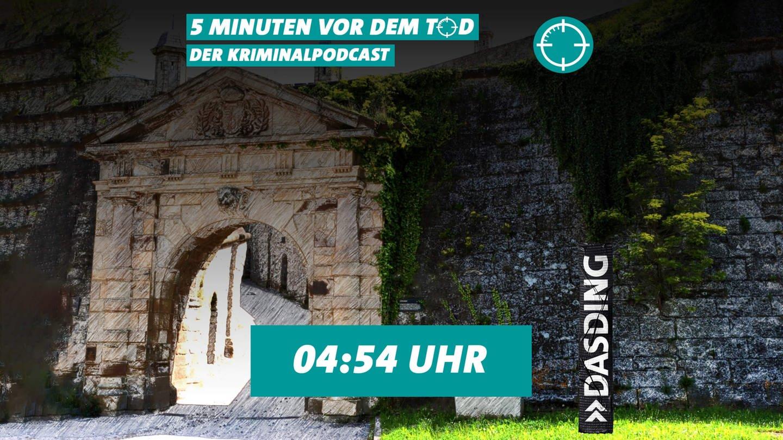 5 Minuten vor dem Tod True Crime Folge 39 Einfahrt Hohenasperg bei Ludwigsburg
