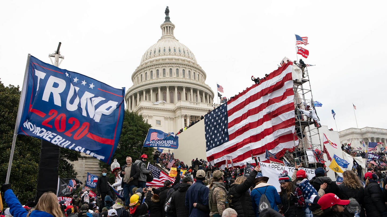 Stürmung des Kapitols in Washington: Alles, was du wissen musst