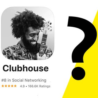 Clubhouse (Foto: DASDING, Apple-Screenshot)