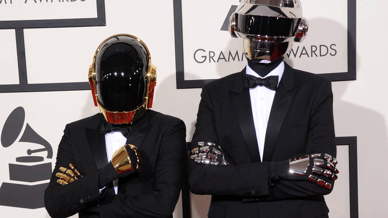 Daft Punk Aus3 (Foto: Imago, imago images / ZUMA Wire)