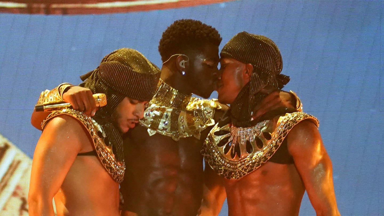 Lil Nas X bei den BET Awards